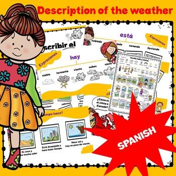 Description of weather