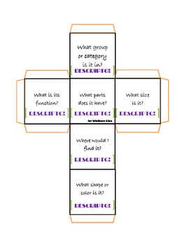 Description practice die pattern (1)