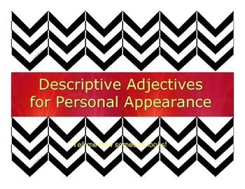 Descriptive Adjective Interactive Lesson