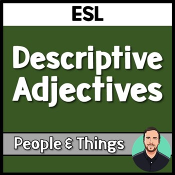 Descriptive Adjectives