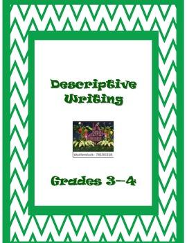 Descriptive - Creative Writing Project