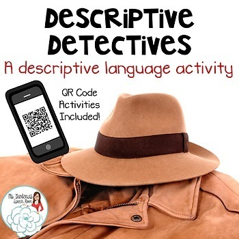 Descriptive Detectives: A descriptive language activity