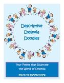 Descriptive Dyslexia Doodles - Four Poems that Illustrate