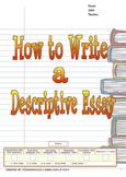 How to Write a Descriptive Essay (Writer's Process)