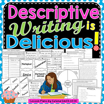 Descriptive Writing - Middle School and High School