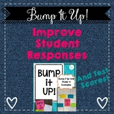 Descriptive Feedback Activity-Bump Up Student Responses us