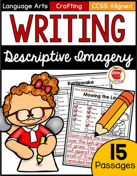 Descriptive Imagery Writing Resource