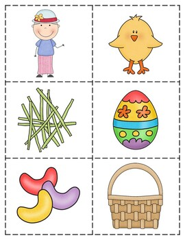 """Descriptive Language Activity Packet """"Old Lady Who Swallowed A Chick"""" Edition"""