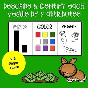 Descriptive Language Game