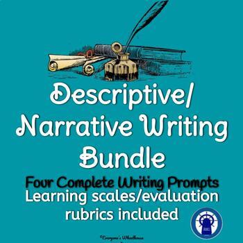 Descriptive/Narrative Writing Bundle