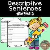 Descriptive Sentences