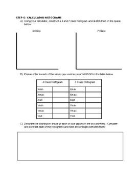 Descriptive Statistics Review Assignment