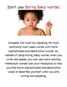 Descriptive Vocabulary Resource