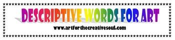 Descriptive Words for Art