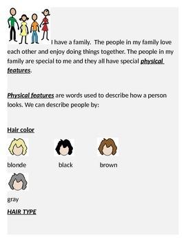 Descriptive Words for People