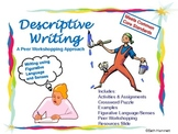 Descriptive Writing: A Common Core Approach to Figurative Language & Senses
