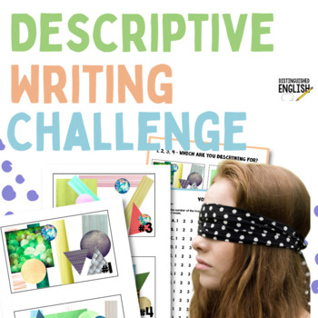 Descriptive Writing Abstract Image Challenge