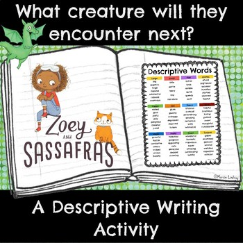 Descriptive Writing Activity