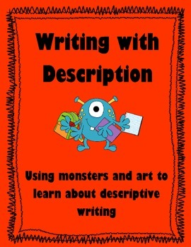 Descriptive Writing - Adding Details