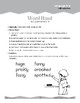 Descriptive Writing: Adjectives (Ten-Minute Activities)
