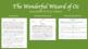 Descriptive Writing Analysis - The Wonderful Wizard of Oz