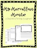 Descriptive Writing Assignments and Rubrics - Marvellous M