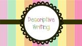 Descriptive Writing Bundle!