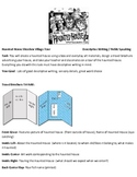 Descriptive Writing : Design Your Own Haunted House Project