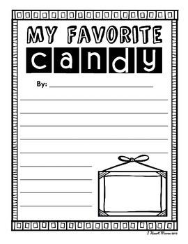 Descriptive Writing: Favorite Foods