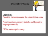 Descriptive Writing: How To Make Writing Detailed