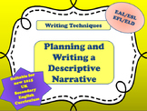 Descriptive Writing Lesson (Turkish Translations)