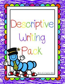 Descriptive Writing Pack