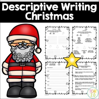 Christmas Descriptive Writing Paragraph