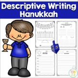 Hanukkah Chanukah Descriptive Writing Paragraph