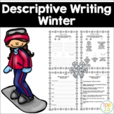 Winter Descriptive Writing Paragraph