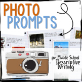 Descriptive Writing Photo Prompt Exercises
