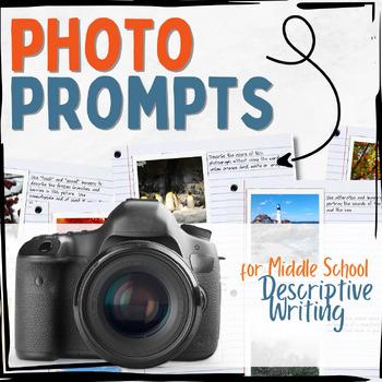 Descriptive Writing Photo Prompt Exercises