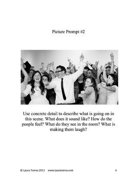 Descriptive Writing Picture Prompts