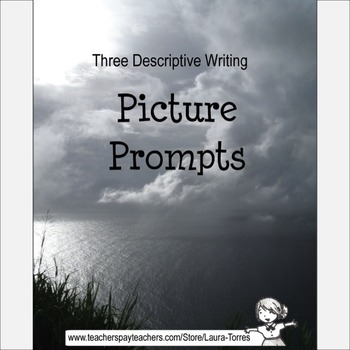 descriptive essay prompts