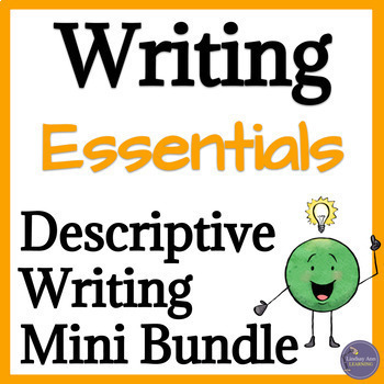 Personal Narrative Writing Resources Bundle