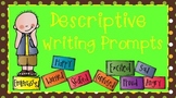 Descriptive Writing Prompts Focused on Emotions
