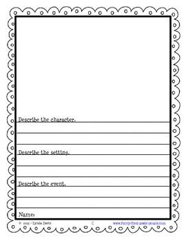 Descriptive Writing - Set II