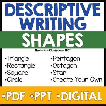 Descriptive Writing - Shapes