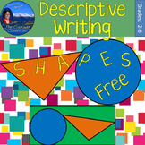 Descriptive Writing - Shapes