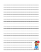 Descriptive Writing Template August is an Awesome Month