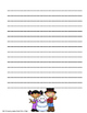 Descriptive Writing Template January is a Cool Month