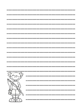 Descriptive Writing Template May is an Amazing Month