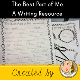 Descriptive Writing - Best Part of Me - Self Esteem and Bo