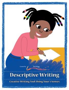 Descriptive Writing – Creative Writing Tool: Using Your 5 Senses