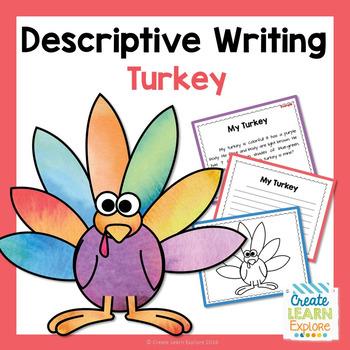 Descriptive Writing Turkey